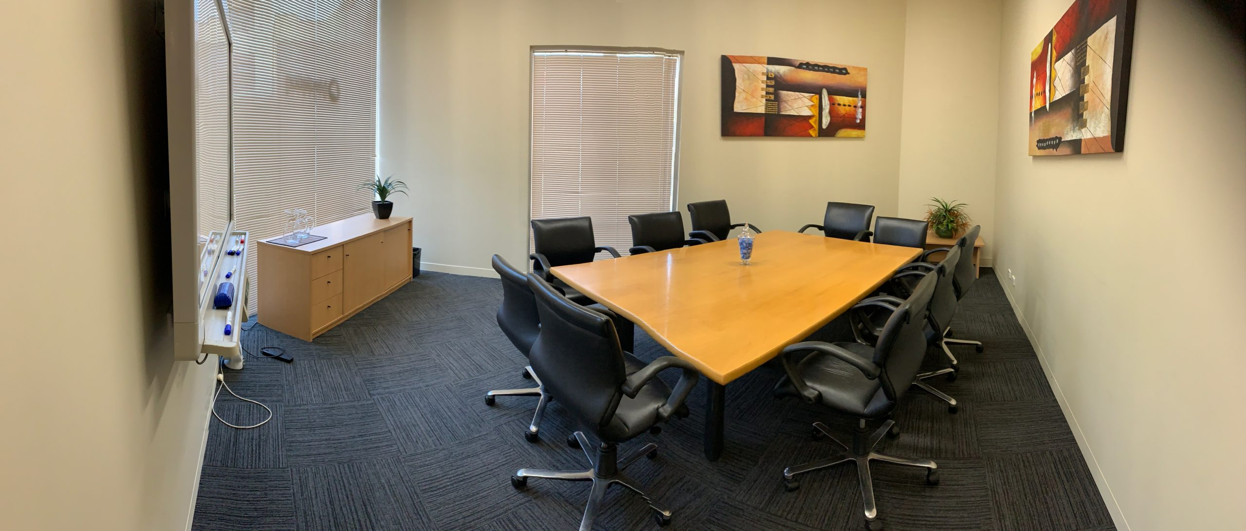 Serviced Offices and Meeting Rooms
